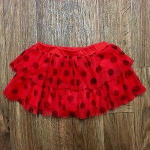Size 3T Sesame Street tutu skirt
